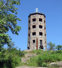 Enger Tower in summer