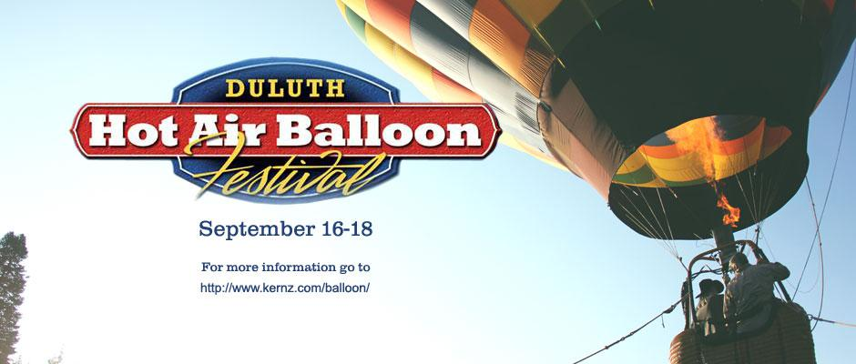 Duluth Hot Air Balloon Festival